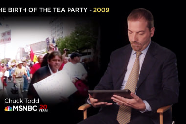 Chuck Todd on the Tea Party