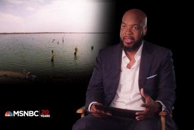Trymaine Lee remembers Hurricane Katrina