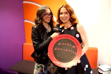 Ellie Kemper Advocates for Girl's Education
