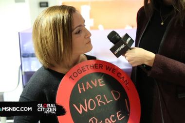 Olympian Mary Lou Retton Believes in World...