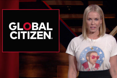 Chelsea Handler for Global Citizen