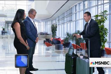 Elevator pitch: Visionair Luggage