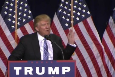 Trump 'drunk on the applause' at rallies