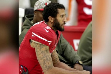 Veterans stand behind NFL star's protest
