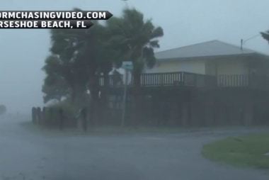 Hermine brings rain, heavy winds to SC