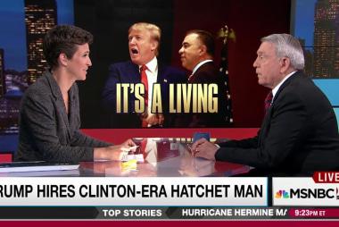 New Trump hire portends campaign nastiness