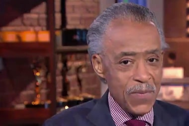 Reverend Al Sharpton talks Trump Detroit...
