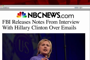 Joe: FBI is sullied by its handling of emails