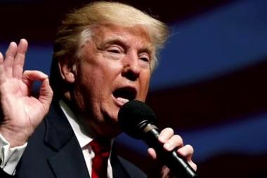 'We trust Trump more than Clinton'