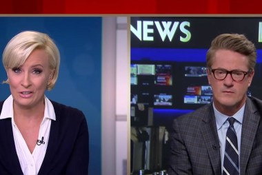 Mika: The Republican candidate is a danger