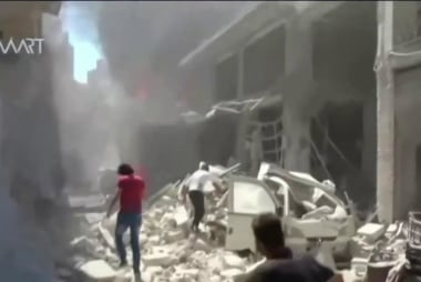 What the cease-fire in Syria means