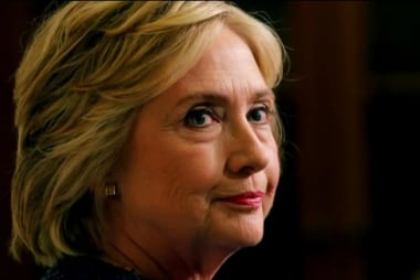 Clinton responds to critics on transparency