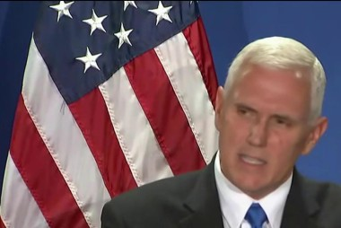 Pence: Hillary 'expressed disdain' for...