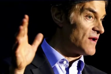 Trump will discuss health status with Dr. Oz