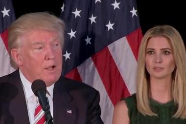 Joe: I'm talking about Trump's performance