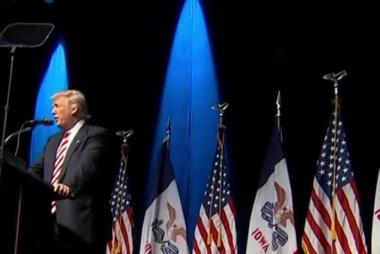 Both candidates seek to regain trust
