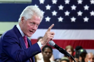 Bill Clinton's role in Hillary's campaign