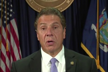Cuomo: People want to disrupt our lifestyle