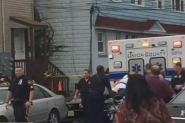 Eyewitness responds to shooting, capture