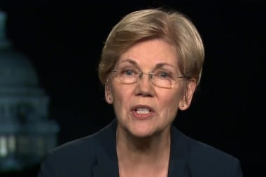Warren presses FBI on financial crisis case