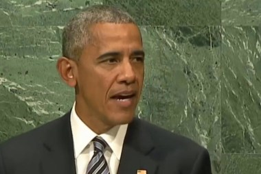 How did Obama fare in his final U.N. speech?