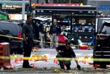 U.S. Atty: Evidence shows bombings ...