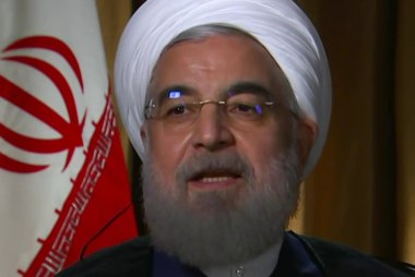 Rouhani: 'Syria Doesn't Have a Military...