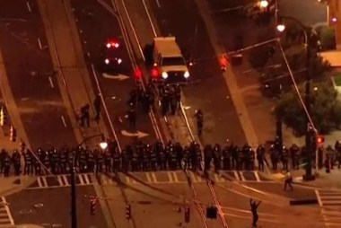 Dr. Goff on Charlotte, NC police shooting