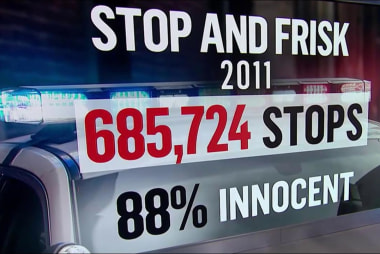 Stop-and-frisk: A history and analysis