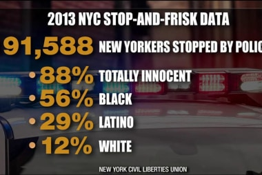 Donald Trump touts stop-and-frisk
