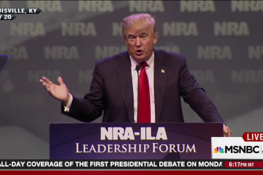Trump calls for stop and frisk, gun seizures
