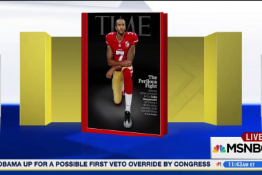 Kaepernick protests attract displeasure of...