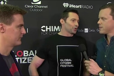 Global Citizen Festival kicks off in NYC