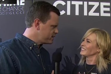 Chelsea Handler on GCF and her 'rap flow'