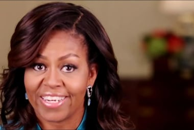 FLOTUS calls on world to #LetGirlsLearn