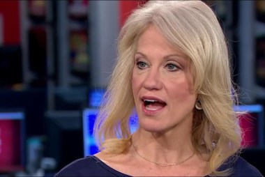 Conway: Trump didn't lie about Lester Holt