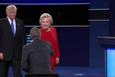 First presidential debate: True or false?