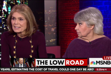 Gloria Steinem, Robin Morgan on Trump's...