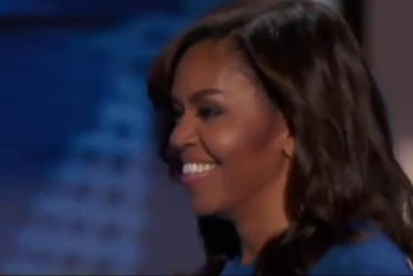 FLOTUS takes to the trail for Hillary Clinton