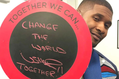 Usher Believes Millennials Can Make a Change