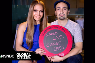 Jennifer Lopez and Lin-Manuel Miranda Want...