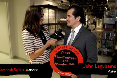 John Leguizamo Wants to Make Sure Black...