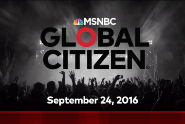 Willie, Tamron set to host Global Citizen