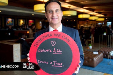 Jose Diaz Balart Wants to Educate All