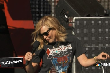 Watch Chelsea Handler spit some rhymes