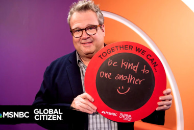Eric Stonestreet Wants to Spread Kindness