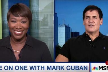 Billionaire Mark Cuban on Donald Trump