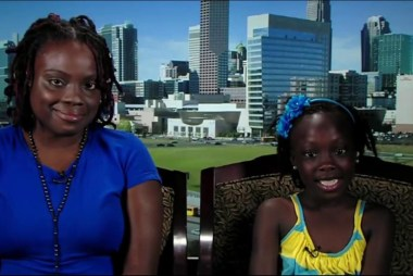 9-year-old calls for end to police violence