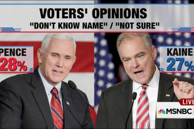 How important are VP candidates in the race?