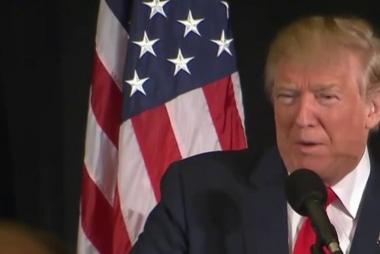 NY AG serves Trump Foundation cease-and...